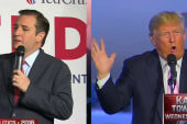 Why is Trump threatening to sue Cruz?