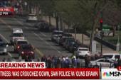 Eye witness details US Capitol lockdown