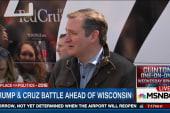 Trump on Cruz feud: 'He started it!'