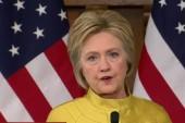 New Clinton ad hits Trump