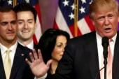 Trump disputes allegations facing aide