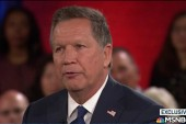 Kasich: Trump drives people to gloom & doom