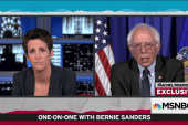 Sanders hits Trump: Another stupid remark