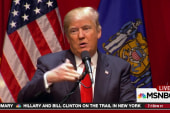 Trump runs afoul of anti-abortion rights...