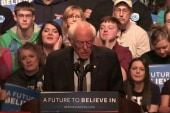 Sanders makes last pitch to WI voters