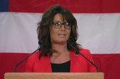 'Worse than a train wreck': Palin's Trump...