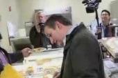 Halperin: Cruz right to not wear cheesehead