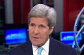 Kerry weighs in on reality of climate change