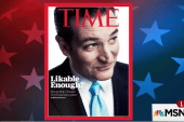 How likeable is Ted Cruz?