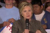 Wall Street says Clinton is next president