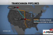 Pipeline spill much more than first estimates