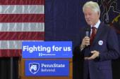 Bill Clinton: 'I was vigorously defending...