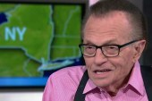 Larry King: Trump is not a racist