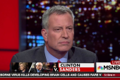 Mayor Bill de Blasio on 'CP time'