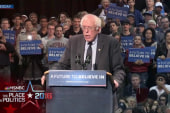 Jane Sanders on her husband's prospects in NY