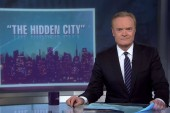 "Exclusive: Lawrence tours ""the hidden city"""