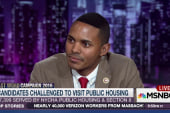 Candidates challenged to visit public housing