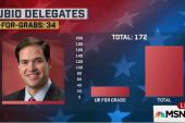 Battle for unbound delegates