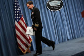LIVE VIDEO: Pentagon briefing on Syrian...