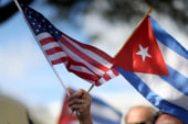 LIVE: Cuban Embassy officially opens