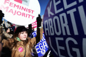 LIVE NOW: Women's health and abortion rights