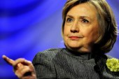 LIVE NOW: Hillary Clinton at AJC Global Forum