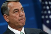 LIVE NOW: Boehner speaks on Shinseki