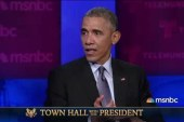 Town Hall with President Obama