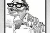 Politically controversial cartoons