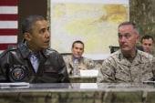 Obama speaks to troops in Afghanistan