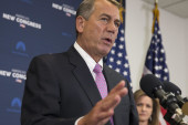 Boehner Press Briefing