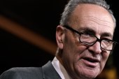 LIVE: Schumer on Amtrak funding