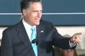Mitt Romney tells the Obama to call the...