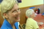 Warren's popularity increases