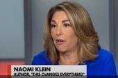 Naomi Klein talks new book