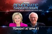 LIVE: MSNBC Democratic Candidates Debate
