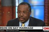 Ben Carson: Homosexuality a choice