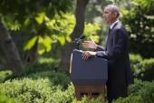 Live Video: Obama speaks in the Rose Garden