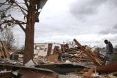 Obama's remarks on tornado-ravaged Arkansas