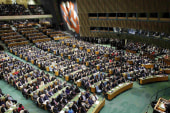 Live video: UN General Assembly
