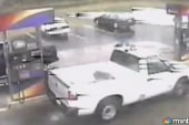 Caught On Camera: Narrow Escape