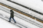 Winter blast threatens the Northeast
