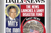 Daily News chooses Romney
