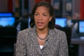 Amb. Rice: Situation in Syria is 'evolving'
