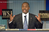 Ben Carson rejects minimum wage increase