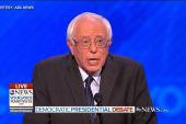 Sanders evades question about racial...