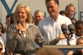Ann Romney promises to defend husband