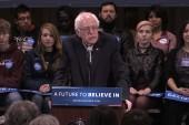 Bernie vs. 'The Inevitable Candidate'