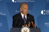 Biden on importance of helping middle class