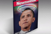 Newsweek proclaims Obama 'first gay...